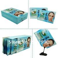 Hot Sale Silk Protein and Sea Mud Whitening Facial Mask personal care products Free Shipping