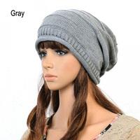 Brand 2014 New Women's Cotton Hip Hop Ring Warm Beanie Cap Winter Autumn Women Knitted Hats Men Beanies Free Shipping