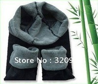 Free shipping 2015 new women leggings ninth pointed bamboo black winter warm leggings competitive price