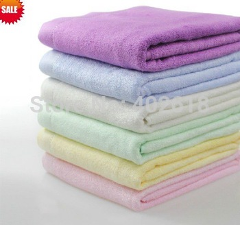 "(1PCS/Lot) Beach Towel, Bamboo towel, 55""x27""(140x70cm), Towel, 100%Bamboo Home textile, 6 Colors choice in stock"
