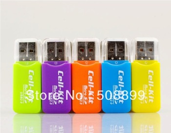10PCS TF MICROSD Card Reader High Speed Card Reader Wholesale Free Shipping