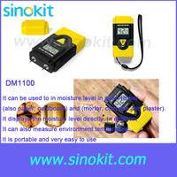 Free shipping Portable 2 Pin Wood Moisture Meter -DM1100