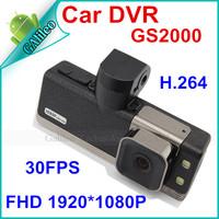 Original Samoon GS2000 Car DVR Camera Ambarella Full HD 1080P 30FPS G-Sensor Video Recorder HDMI H.264  Night Vision In Stock