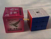 wholesale 10pcs/lot 5.5cm Dayan V 5 Mini zhanchi Speed Cube Twist puzzle Educational +Free Shipping