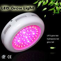 2pcs 85~260v Hot-sales 90w UFO led Grow Light Free Shipping