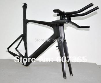 NEWEST DESIGN CARBON TT FRAME, TIME TRIAL CARBON ,BICYCLE FRAME TT FRAME  FM069