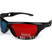 High Quality  NVDAYA Red Blue 3D Glasses Free Shipping