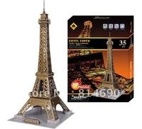EIFFEL TOWER 3D PUZZLE TOYS