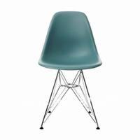 Eames Style Blue DSR Eiffel Chair