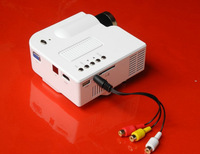Brand new factory wholesale pico LED Portable 20000hours mini Home cinema  projector, Free Shipping