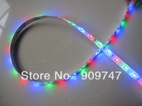 3528 300 5M RGB / warm white/cool white/blue/green/red LED Strip SMD Flexible light 60led/m outdoor waterproof