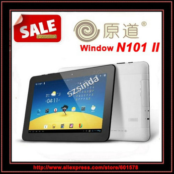 "On Sale Original Yuandao N101 II 10.1"" IPS Tablet PC RK3066 Dual Core Android 4.1 Dual Camera HDMI bluetooth"