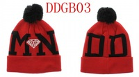 free shipping Diamond supply co pom knit beanie cheap fashion beanies  headwear music accessories