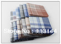 Free shipping 40*40cm 15g/pcs 24pcs/lot pure Cotton men/women Hanky/Handkerchief