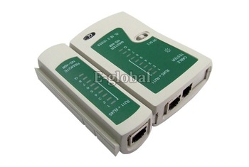 Cheapest USB LAN Network Cable Tester RJ11 RJ12 RJ45 Cat5 Free Shipping Dropshipping 1230