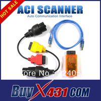 2014 Top Quality Auto Enginuity Professional Communication Interface ACI Scanner OBD2 OBDii Universal Diagnostic Scan Tool