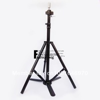 1 X Cosmetology Mannequin Head Tripod Stand, COSMETOLOGY TRIPOD Training Doll Head Mannequin Stand ( Black) FAST SHIPPING
