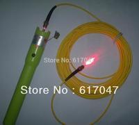 free shipping ~BYL-05P Pentype Visual Fault Locator ,Red pen, red light, optical fiber testing pen (5mw) 5km