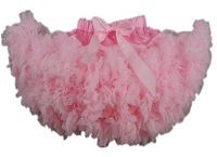 2014 New baby toddler infant tutu pettiskirts Baby girl petticoat princess party skirts 0-2Ys