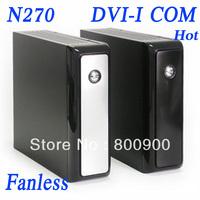 Atom N270 1.6Ghz, 1G RAM,8G SSD,Cheapest fanless pos thin clients IN-N270