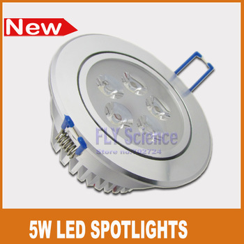 Promotion 5W LED ceiling downlights 550lm waterproof spot cabinet lighting Bulb