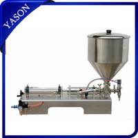 Hot selling Cream filling machine Shampoo filling machine 100-1000ml+MTTh5