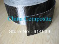 12K, Full UD Carbon fiber fabrics/cloth, Real Carbon, not pvc material vinyl film, 200g/sqm, 10cm width, Good Quality,Hot sale
