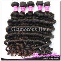 Free Sgipping 6A 5 Bundles 12inch to 34inch Brazilian Hair Cheap Human Natural Wave Hair Wavy