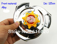 Free Shipping 1 Piece High Quality Metal Big Size Spinning Top 4D Fight Beyblade Launcher Kid Boys Toy