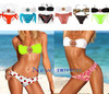 Women Bikini Swimwear V&S famous Brand  Free Shipping Sexy Fashion Good Quality Bling Diamond  Swimsuit 2013 New Arrival !