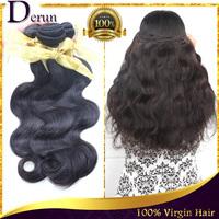 Brazilian Virgin Hair Weft 3pcs Hair Bundles Human Hair Weave Brazilian Body Wave Unprocessed Human Hair Extension Natural Color