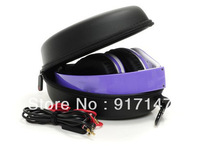 Top Quality Studio Headphone 9 colors in New Package Noise Cancelling Headset DHL Free Shipping