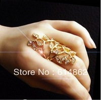 Free shipping/wholesale Hollow out Carved flowers ring, high quality ring, fashion jewelry,wholesale jewelry,woman,antiallergic