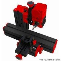 On sale!!! Free Shipping--DIY Mini Lathe Machine 6 in 1, DIY Mini Micro Lathe Machine Tool 6 in 1, only For Wood and Soft Metal