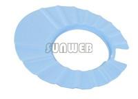 Baby Child Kid Shampoo Bath Shower Wash Hair Shield Hat Cap Yellow / Pink / Blue  4478 SV16