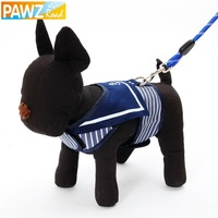 Pet Harness Puppy Clothes Dog Cat Navy Style Leash Pothook Button Dog Apparel Mix Sizes XS/S/M/L  Large  Dog Use Good Quanlity