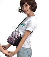 Multifunctional waist pack animal printing sport bag fashion belt bag zipper shoulder bag animal printed messenger bag BBP110W