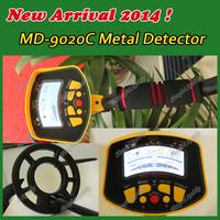 MD-9020C Metal Detector Gold Digger Treasure Hunter
