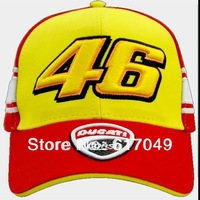 Free shiping Wholesale rossi F1 car fance  baseball  golf hat fashion sport sun adjumnet hat cap