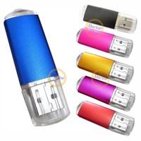 USB Flash Memory pen Drive 1GB 2GB 4GB 8GB 16GB 32GB thumb stick disk 6 colors to choose