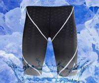 Y06054  Free shipping Spa Men swimwear bribed Man long swimming pants
