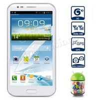 "2013-new Star S7100 S7189 Note II N7100 Android 4.1 phone 5.5""  MTK6577 MTK6589 dual core Quad qore 1GB RAM 4GB GPS 8MP"