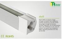 LED tube SMD3014 T5 4W 0.3m 30pcs High power leds AC100-240V  white cover two years warranty 30pcs led tube bulb free shipping