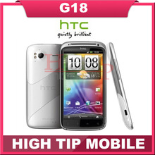 Unlocked Original HTC Sensation XE Z715e Beats Audio G18 Android 4.0 OS 3G 8MP GPS WiFi 4.3 Inch touch Screen Phone FreeShipping(China (Mainland))