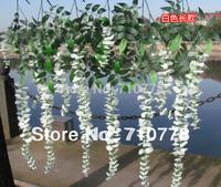 102CM 20PCS artificial wisteria bean flower vine wedding party living room decoration silk flower