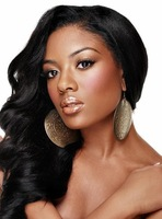 Hot sell body wave brazilian virgin hair glueless lace front wigs & full lace human hair wigs instock fast shipping by DHL
