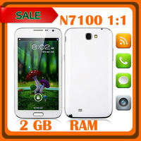 "Free Shipping hld N7100 1:1 Phone 5.5""Inch HD Screen Android 4.1 GPS 2GB RAM 16GB ROM 8.0MP Camera Dual Core 3G smart phone"