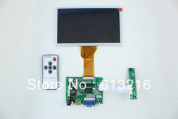 HDMI+VGA +AV of LCD driver board support 7 inch LCD modules(China (Mainland))