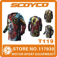 2015 Scoyco T119 Jersey TLD MX MTB Jersey/Cycling Bicycle cycle Motocross Outdoor sports Jersey Bike Wear Clothing Free Shipping
