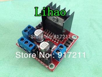 5pcs/lot L298N for arduino Dual H Bridge DC Stepper Motor Drive Controller Board Module